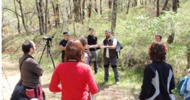 Los parques naturales de Álava ofrecen visitas guiadas familiares durante el mes de junio,