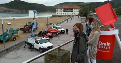 Así se tendrán que usar las playas de Bizkaia desde este lunes,