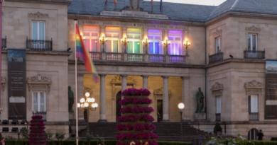 Álava izará durante todo el fin de semana la bandera arcoíris con motivo del Día Internacional de la Liberación Sexual,