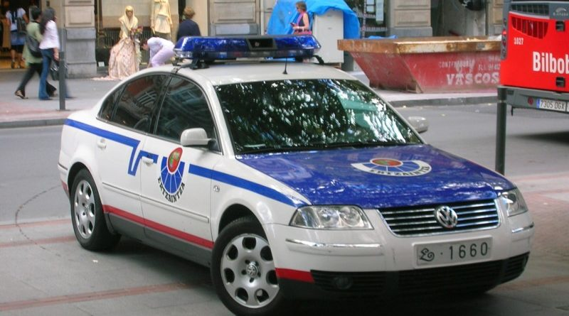 Detenido un hombre en Santurtzi tras agredir a un amigo con un arma blanca,