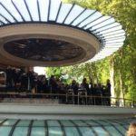 La música de la Banda Municipal de Bilbao volverá a sonar mañana en el Kiosko del Arenal,