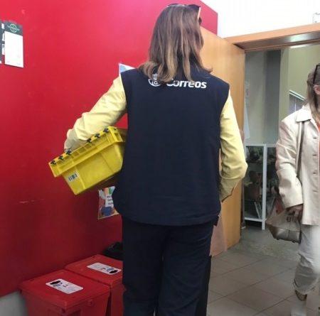 El plazo de solicitud de voto por correo para las elecciones de Euskadi finaliza este jueves,