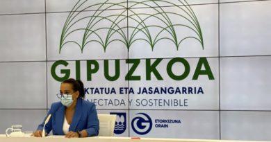 La Diputación dedica dos millones de euros ha regenerar la Pasaialdea,