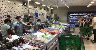 Mercadona inaugura una nueva tienda eficiente en Galdakao,