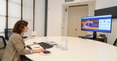El Gobierno Vasco participa en un Comité de  Regiones pautado por la agenda de  recuperación del COVID 19,