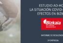 El 73% de la población de Bizkaia considera que la situación del COVID-19 afectará en gran medida a la calidad de vida,