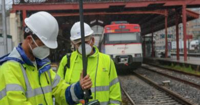 Comienzan las obras de construcción de la estación de alta velocidad en Donostia,