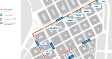 El miércoles abre la calle Easo de Donostia y cierra San Martin debido a las obras del Topo,