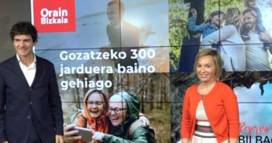 Bizkaia manda una central de reservas con más de 300 actividades destinadas a la reactivación el turismo interior,