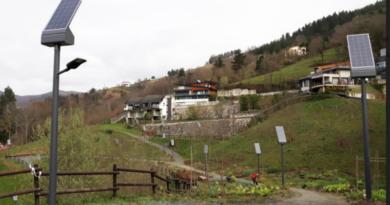 Se crea un lazo de unión entre bienestar y sostenibilidad en Zumárraga,