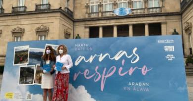 Diputación y Ayuntamiento sacan una campaña para ubicar a Álava y Vitoria-Gasteiz como destino seguro,
