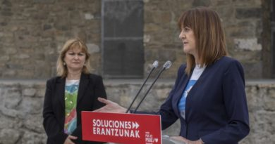 """Mendia acusa a PNV de """"esconder"""" el plan que tiene para Euskadi y que """"comparte con EH Bildu"""","""