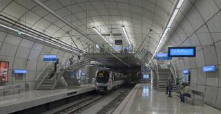 Euskotren ofrecerá servicios nocturnos de metro y ferrocarril a partir del próximo fin de semana,