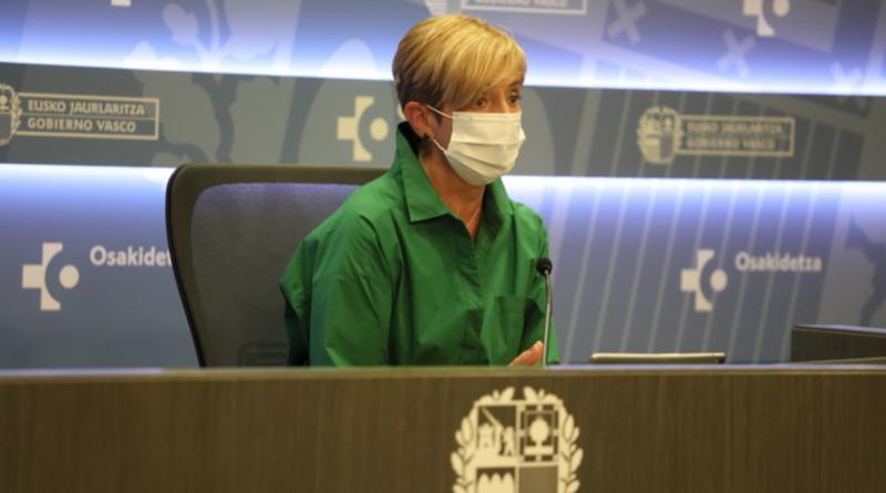 El Gobierno Vasco declarará el lunes el estado de Emergencia Sanitaria,