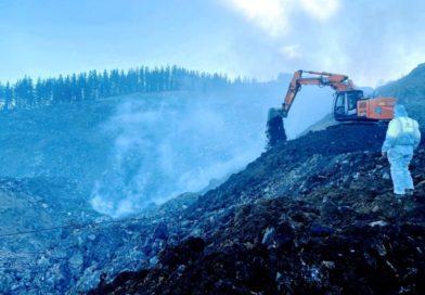 El PNV y PSE rechazan crear una ponencia sobre el derrumbe de Zaldibar,