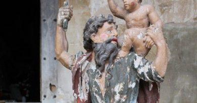 Diputación de Álava subvencionará con casi 60.000 euros la restauración de cinco elementos patrimoniales,