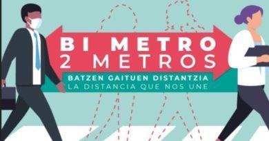 Euskadi contabiliza 453 nuevos infectados, 208 menos que en la jornada anterior,