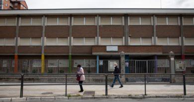 268 aulas están cerradas pero no hay ningún centro escolar clausurado en Euskadi,
