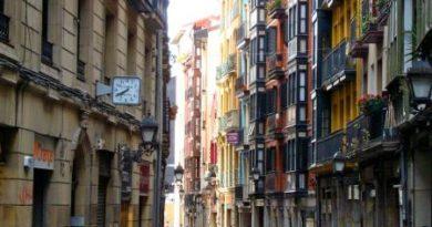 Detenido un joven en Bilbao tras robar doce espejos retrovisores de vehículos estacionados,