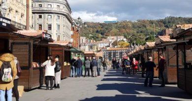 Navarra llenará de sabor el Arenal de Bilbao,
