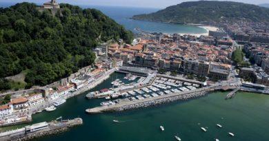 El turismo en San Sebastián se recupera en agosto,