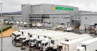 Mercadona culmina la construcción de su bloque  logístico en Euskadi tras invertir más de 187 millones de  euros y crear 480 empleos,