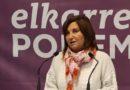 Podemos Euskadi condena el ataque al comercio de la familia de Abascal y otros actos vandálicos,