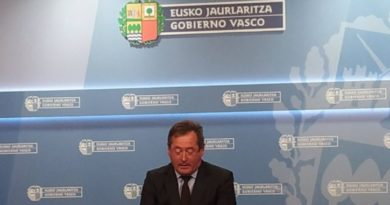 El Gobierno Vasco no contempla un estado de alarma en Euskadi en este momento,
