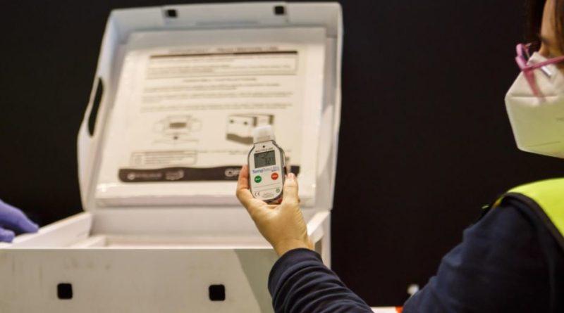 Euskadi recibirá este miércoles las primeras 1.400 dosis de la vacuna Moderna,