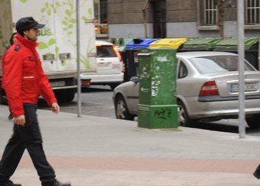 Detenido en Bilbao por robar el teléfono móvil a una mujer,