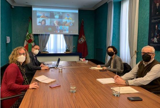 Álava prepara con representantes del sector una nueva línea de ayudas a la hostelería,