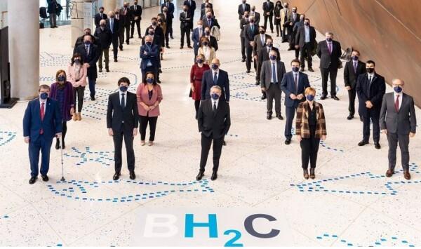El Corredor Vasco del Hidrógeno une a 78 empresas y organizaciones en la industria del futuro,